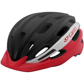 Giro Register Fietshelm, zwart/rood